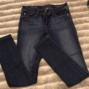 DL Premium Denim Blue Skinny Jeans